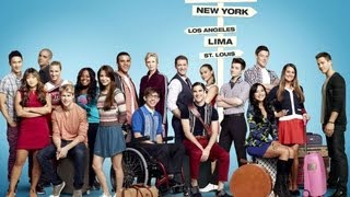 Glee Season 4 episode 20 Lights Out  review
