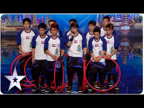 Dance Troupe  D'Intensity Breakers Sets Stage On Fire | Asia's Got Talent Episode 3