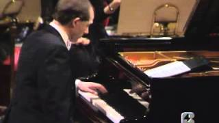 Maurice Ravel: Concierto para la mano izquierda (Crossley-Giulini)