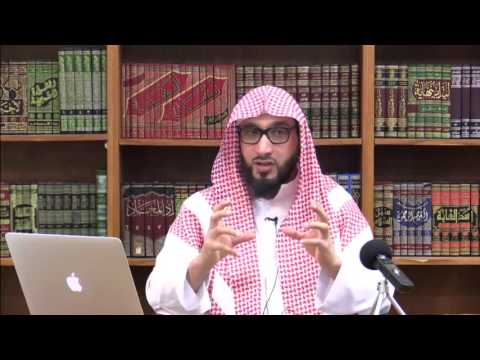 The Beneficial Means to a Happy Life - Part 7 | Sheikh Moutasem Al-Hameedy