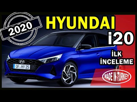 Hyundai i20 2020 – Yeni Hyundai i20 İnceleme