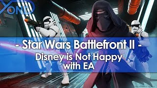 Disney is Not Happy with EA's Handling of Star Wars Battlefront 2