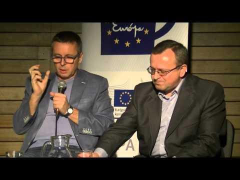 Café Európa: Ukrajina - Ako dokončiť Majdan?