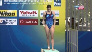 Minxia Wu (Fina 2011 3M Female Final)