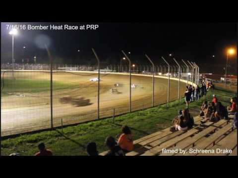 7/16/16 Bomber Heat Race at Portsmouth Raceway Park