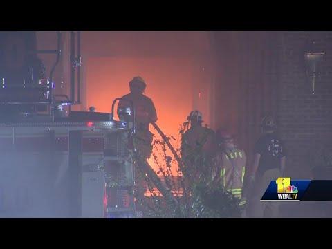 Veteran firefighter killed in Clarksville fire
