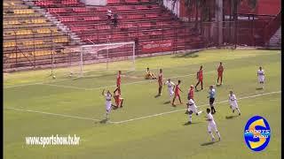 Audax X São Paulo cat  sub 15 campeonato paulista de futebol 2018