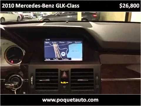 2010 mercedes benz glk class used cars golden valley mn for Poquet motors golden valley mn