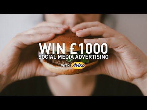 Win £1,000 of Social Media Advertising with Aviko