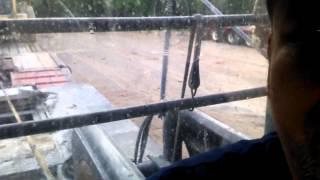 Download Video Winching up Folding Neck Trailer MP3 3GP MP4