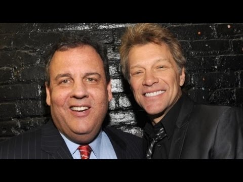 Chris Christie Launches 2016 Campaign With Help From Bon Jovi