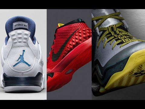 Kyrie Jordan Remastered Air Max And More On The Heat Check