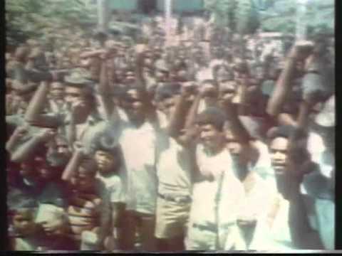 East Timor, 1975.