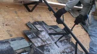 RacJack - New Roof Jack & Safety Rail System