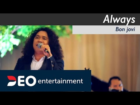 Always - Bon Jovi At Balai Sudirman | Cover By Deo Entertainment Semi Orchestra