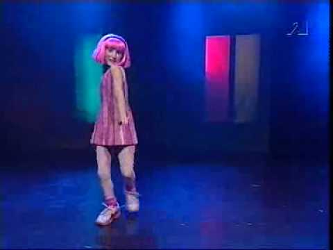 ♥Stephanie de Lazy Town♥