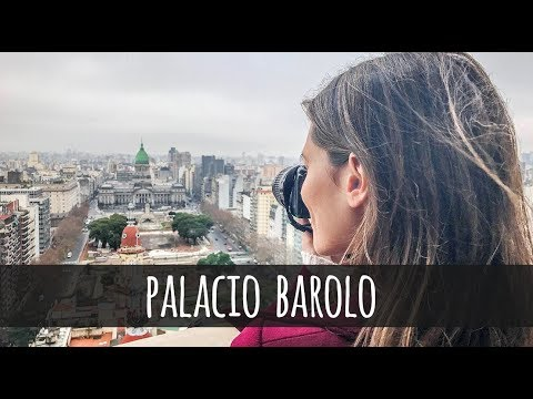 Palacio Barolo - Turista en Buenos Aires