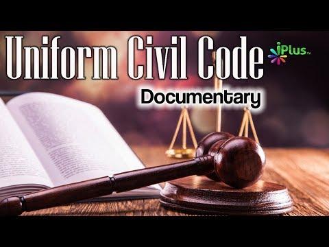 Uniform Civil Code Documentary By Zaid Patel