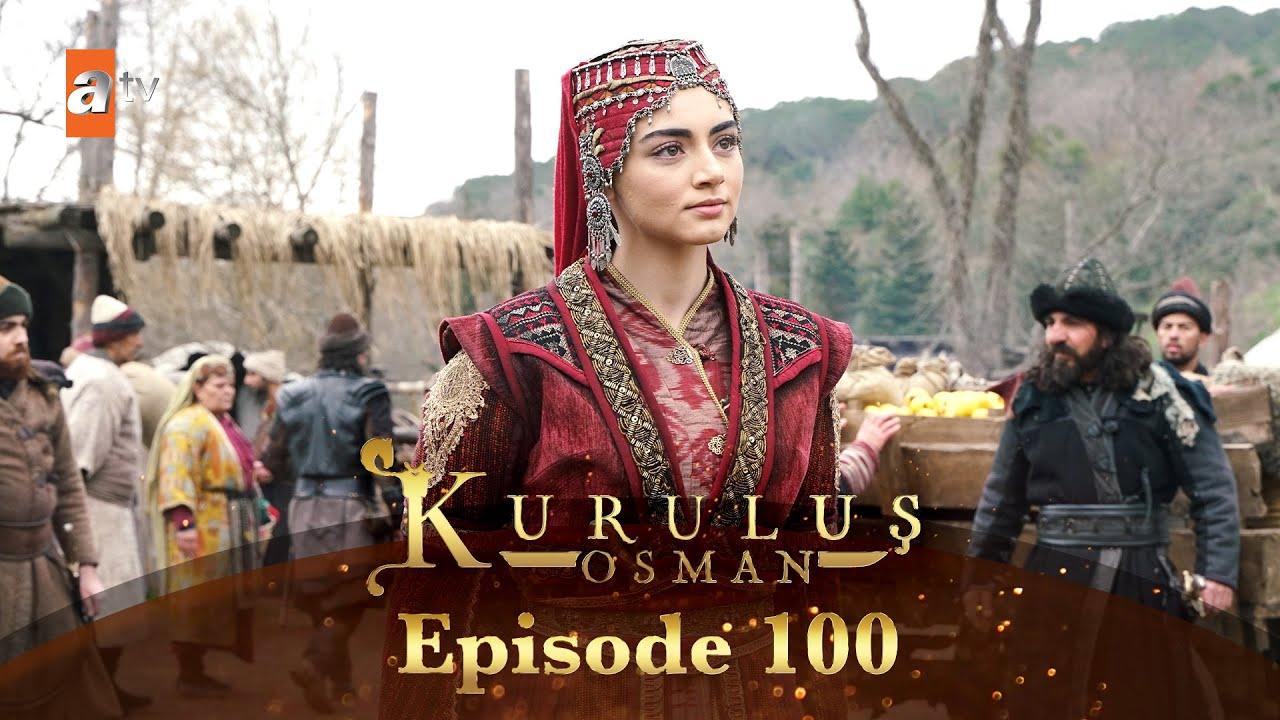 Download Kurulus Osman Urdu | Season 2 - Episode 100