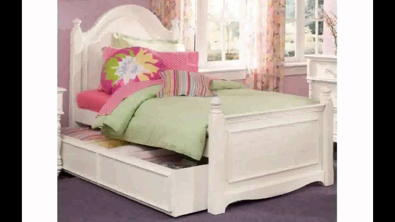 freyalados  white twin bed with trundle  youtube -