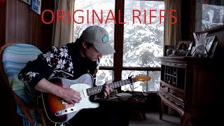 original riffs - facgce - new song idea #13 (emo winter)