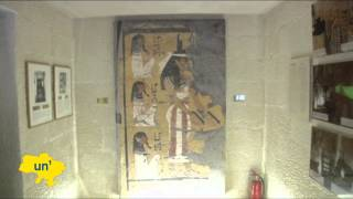 Egypt opens replica tomb of Pharaoh Tutankhamun: Egyptian tourism sector hurt by Arab Spring unrest