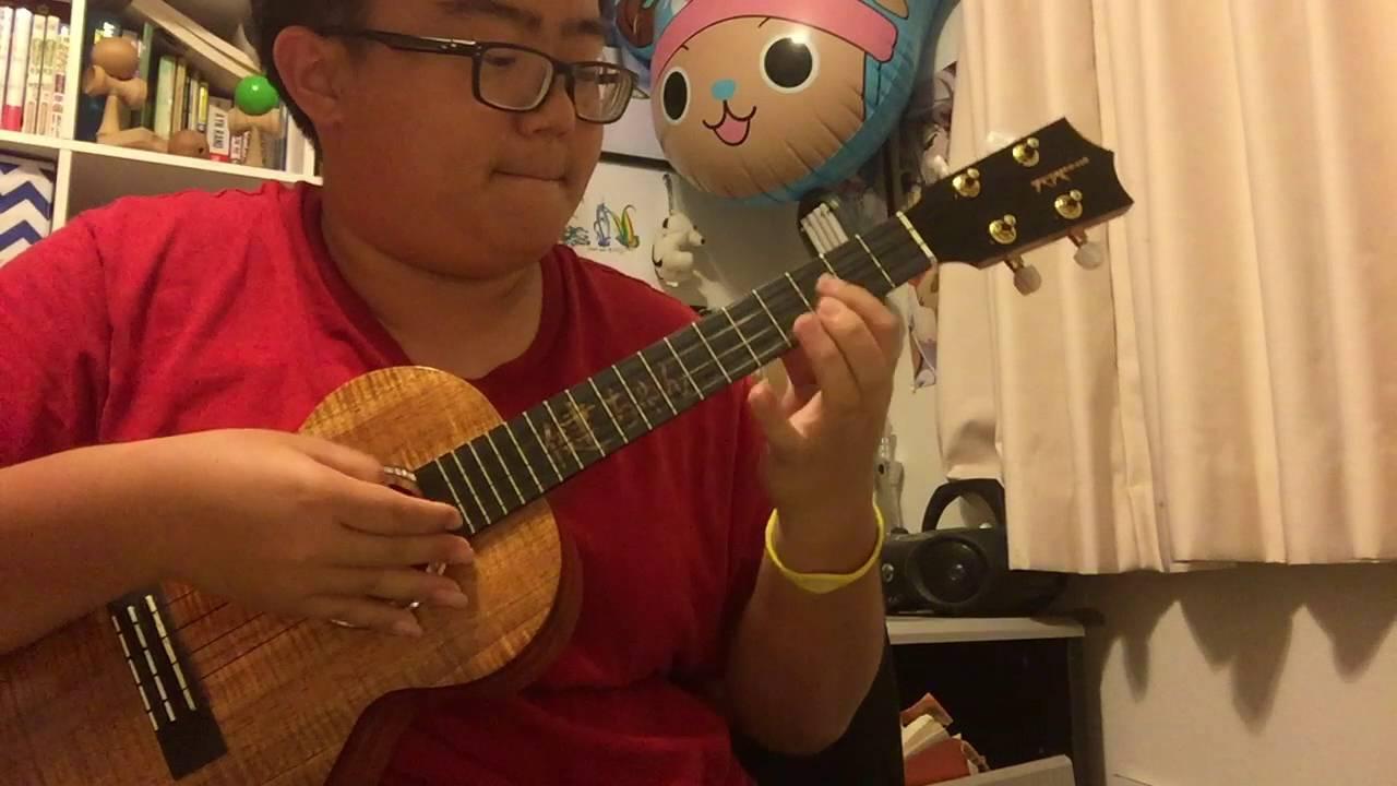 attack-on-titan-guren-no-yumiya-ukulele-cover-ukulelekenchan
