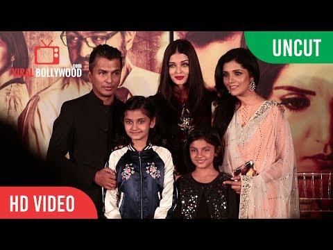 UNCUT - Hrudayantar Music Launch | Aishwarya Rai, bachchan, Manish Paul, Shiamak Davar