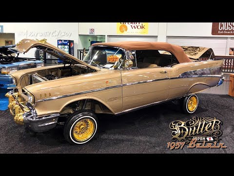 Bullet Japans 1957 Belair rag debut! (watch in HD)