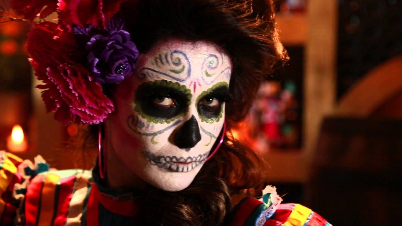 La Catrina Campaña Día De Muertos De El Trece 2014 Youtube