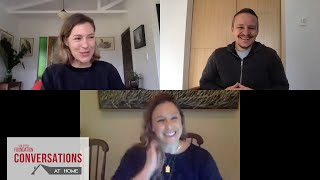 Conversations at Home with Mirrah Foulkes & Damon Herriman of JUDY AND PUNCH