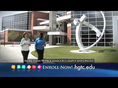 Why choose HGTC? Horry Georgetown Technical College
