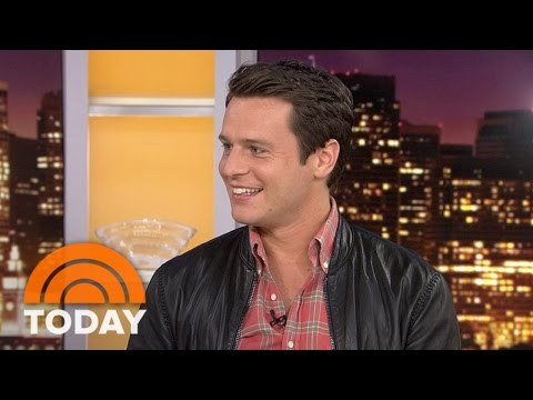 Jonathan Groff On 'Looking: The Movie' And 'Hamilton' | TODAY