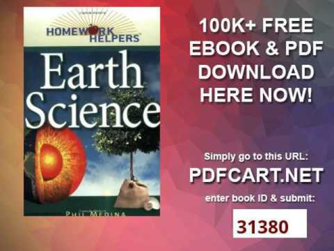 Earth Science Homework Helpers Career Press