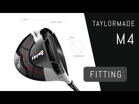 Taylomade M4 Driver Fitting