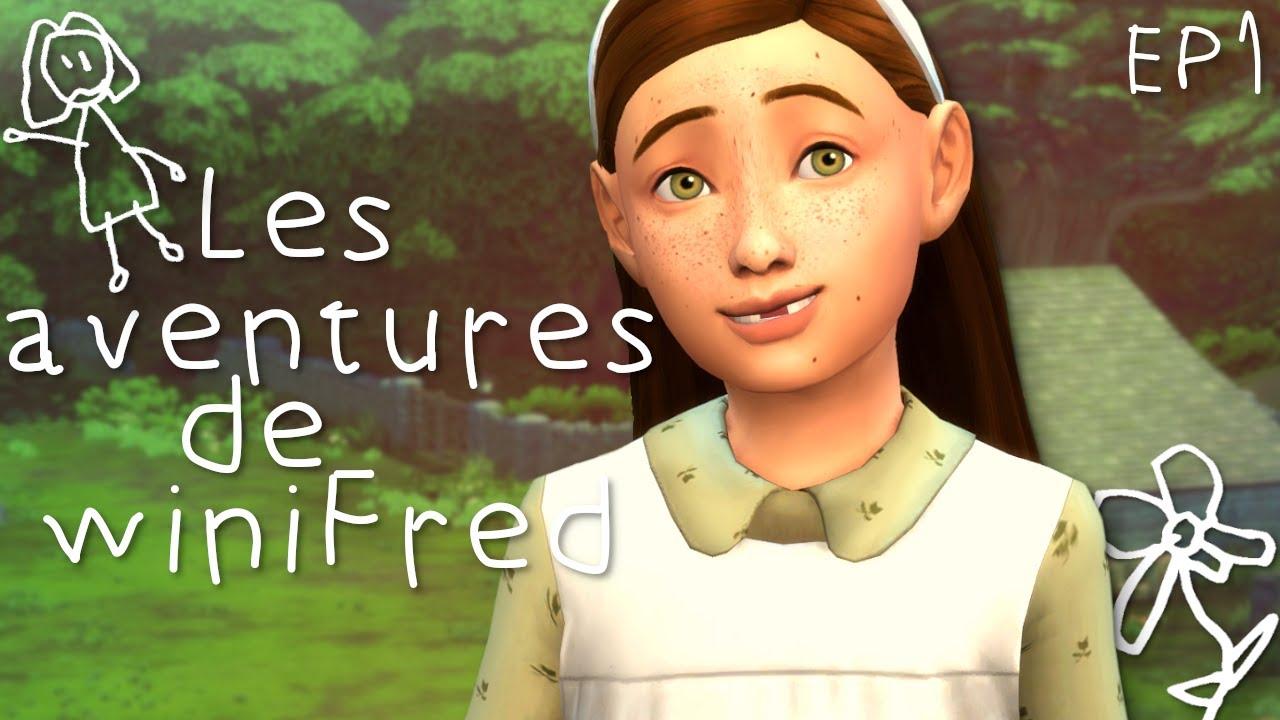 Les aventures de Winifred 🐰🍃 ``EP1 Vie à la campagne
