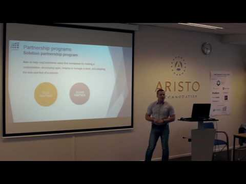 Keynote: The present and future of nopCommerce. Andrei Mazulnitsyn