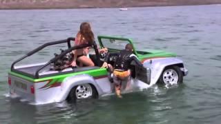 О таком автомобиле мечтают многие мужики!