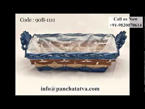 Gift basket - Cheap baskets - Suppliers of Cheap Gift Baskets   Panchatatva