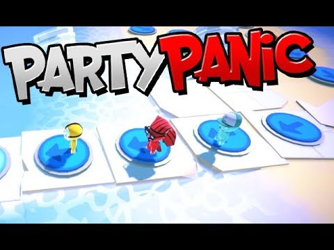 PARTY PANIC - Welcome to the Temple of Goob!!! [Board Game] - PC