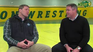 NDSU Wrestling Coaches Corner with Roger Kish: Week 4