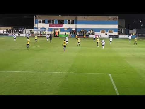 AFC Barrow vs Eastleigh FC Vlog | Goalkeeper nearly scores again!!