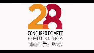 Tutorial 28 Eduardo León Jimenes Art Contest | Leon Center