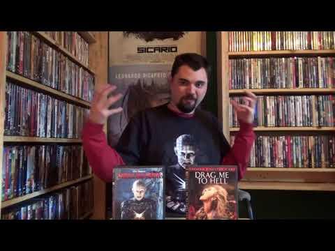 Versus: Hellraiser VS. Drag Me to Hell(10-1-17)