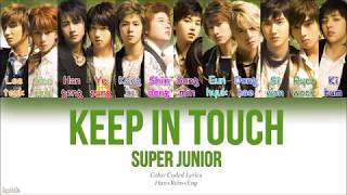 Super Junior - Keep in Touch
