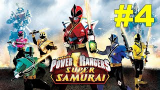 Power Rangers Super Samurai Walkthrough Mission 4 DECKER