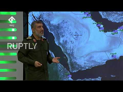 Iran: US bases in Middle East within range of improved missiles - top Iranian general