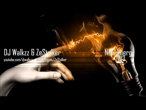 Alan Walker & ZeStalker - New Energy