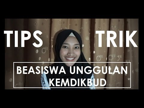 TIPS LOLOS BEASISWA UNGGULAN KEMDIKBUD #1