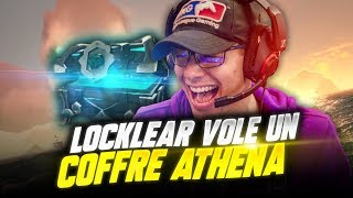 #2 LOCKLEAR VOLE LE COFFRE ATHENA (infiltration) ft Les Navy Seal